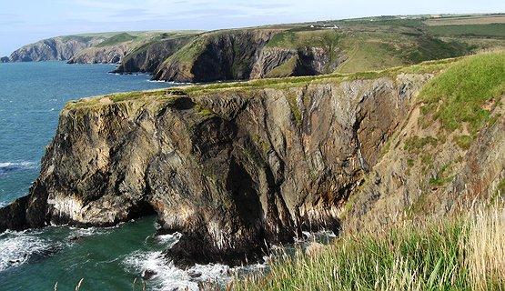 Pembrokeshire Coast National Park - the north